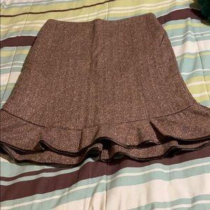 Women's Wool Skirt. EUC